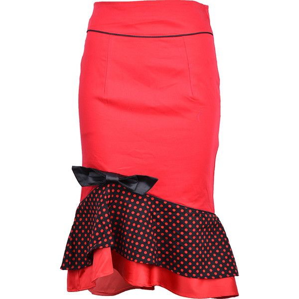 Küstenluder PIN UP 50s Polka Dots FLAMENCO Rock Rockabilly  Rot | eBay ❤ liked on Polyvore featuring jewelry, brooches, pin up jewelry, dot jewelry, polka dot jewelry, rockabilly jewelry and pinup jewelry