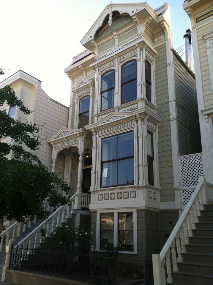 San francisco victorian dream house pinterest for San francisco victorian houses