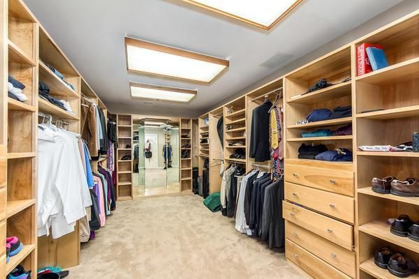 8 Best Images About Closets On Pinterest Walk In Closet