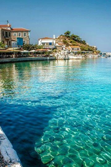 Kokkari Samos Greece?