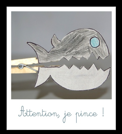 poisson d'avril... attention il pince !