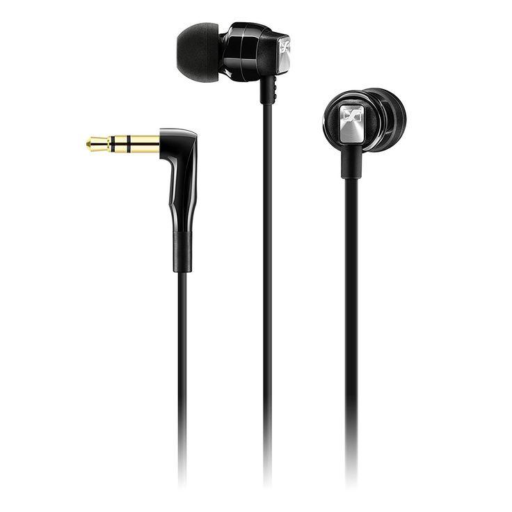 Sennheiser CX 3.00 Black InEar Canal Headphone Best