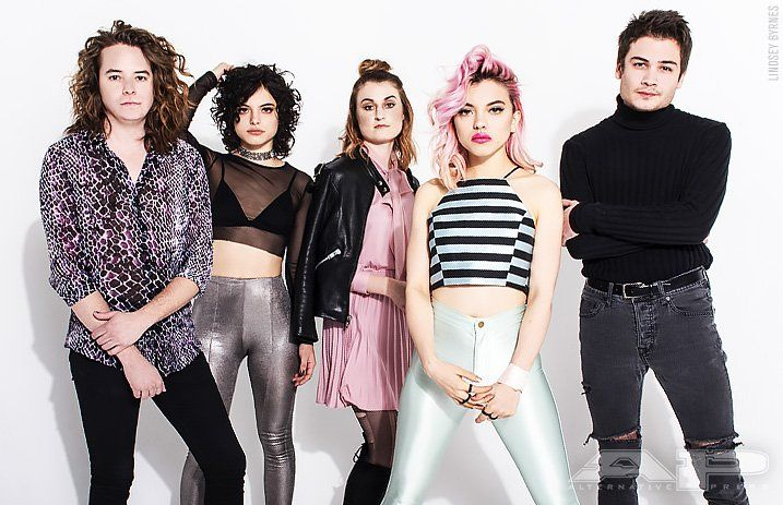 We're willing to bet that everything you know about Hey Violet is wrong. Armed with a bevy of great songs and the courage to face down everything from music ...