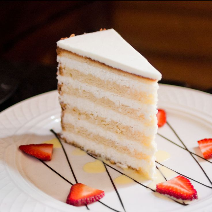 MY FAVORITE!!!!! Peninsula Grill's Ultimate Coconut Cake. Been making this for years---seriously--you have to try it! (Lorraine)