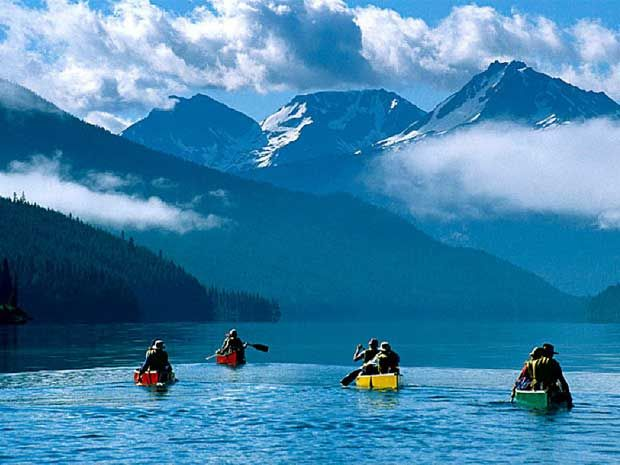 12 Most Memorable Moments Canoeing The Bowron Lakes, British Columbia by John Boyle