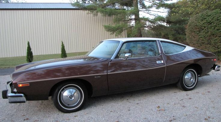 All-American: 1976 AMC Matador Coupe | Barn Finds | Pinterest | American motors, American and Coupe