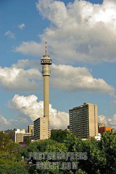 Hillbrow Tower , Johannesburg.