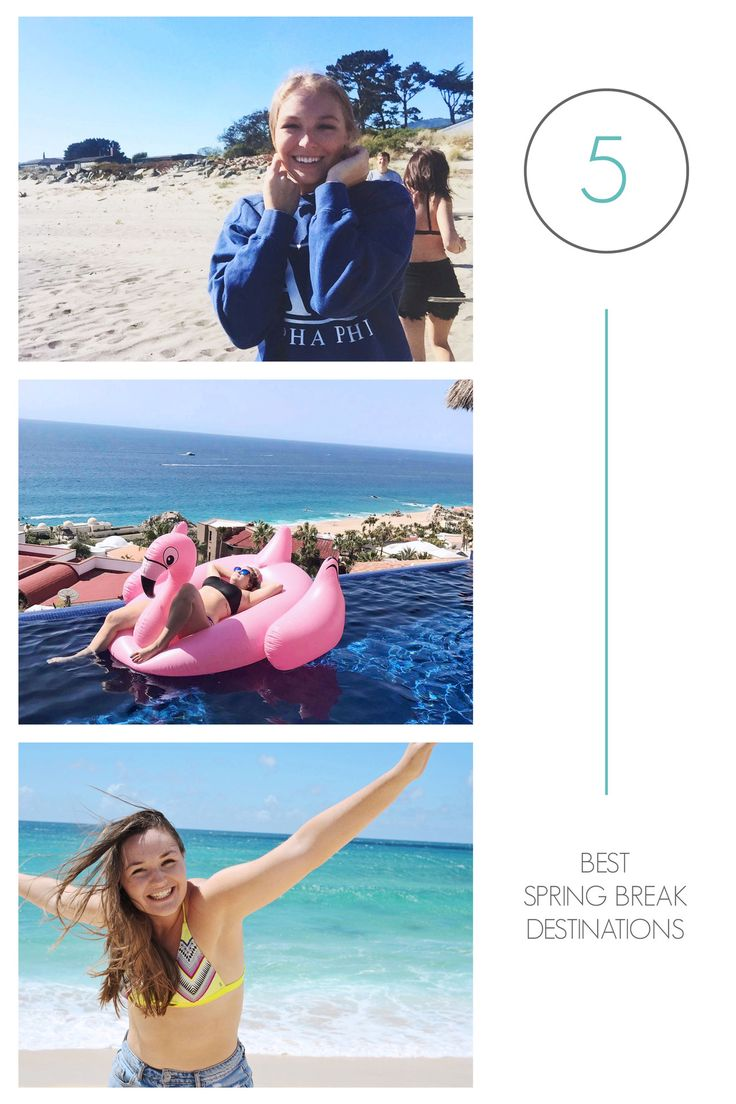 Spring break is right around the corner, which means you and your closest sista friends are scrambling last minute to book some vacations. https://www.alistgreek.com/2017/03/17/top-5-destinations-for-an-epic-spring-break-experience/?utm_campaign=coschedule&utm_source=pinterest&utm_medium=A-List%20Greek%20Designs&utm_content=Top%205%20Destinations%20for%20an%20Epic%20Spring%20Break