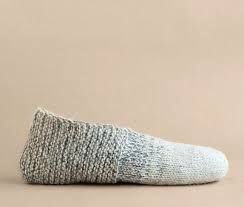 Bildresultat för japanese house slipper knitting pattern