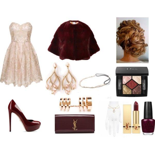 Chloé inspired formal look