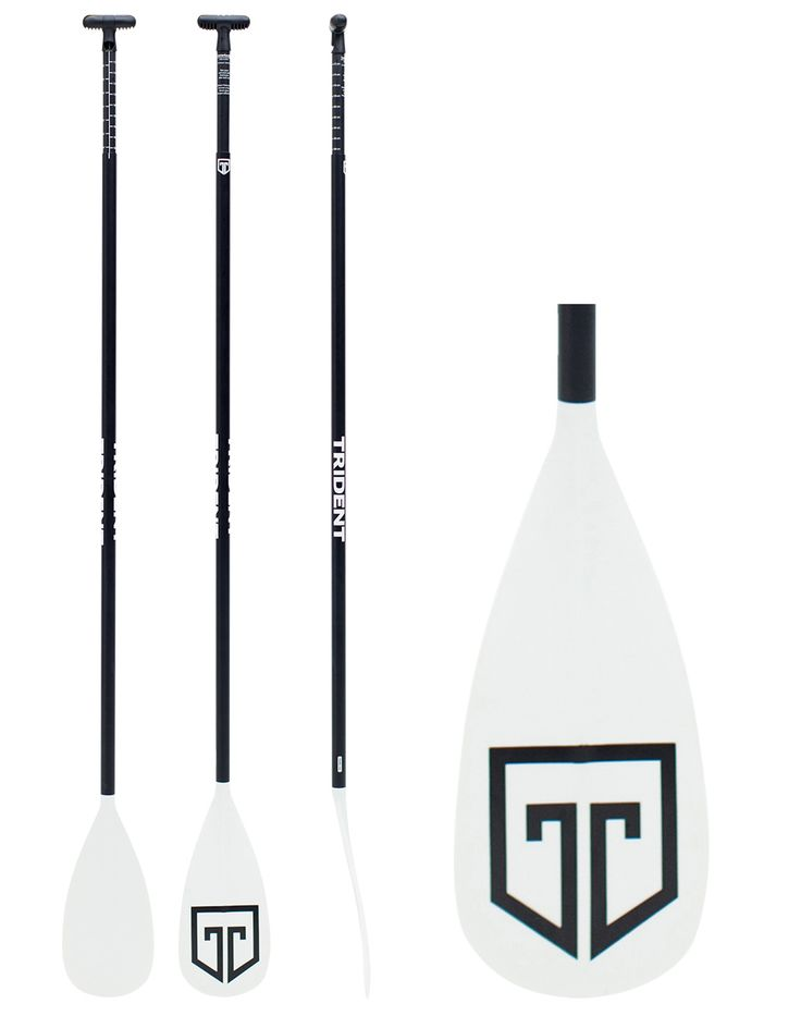 TRIDENT T6AL-LL ADJUSTABLE PADDLE  - with LeverLock
