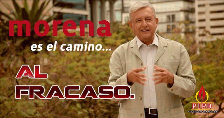MORENA es la esperanza de México.