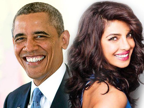White House Calling! Priyanka Chopra To Have The Honour To Dine With US President Barack Obama- #Priyanka #Chopra #Barack #Obama #White #House #America #US #Quantico #BayWatch #Dwayne #Jhonson