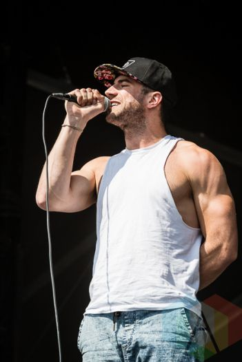 sam hunt country singer | Sam Hunt. (Photo: Scott Penner/Aesthetic Magazine Toronto) look at this arms!