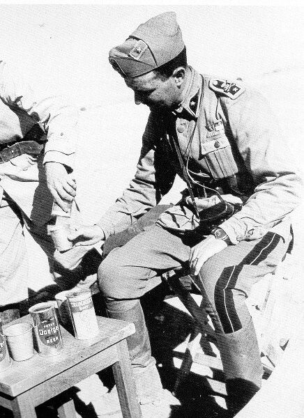 Italian army in North Africa, pin by Paolo Marzioli