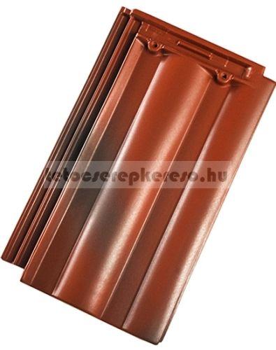 Tondach Twist piros antik tetőcserép akciós áron a tetocserepkereso.hu ajánlatában