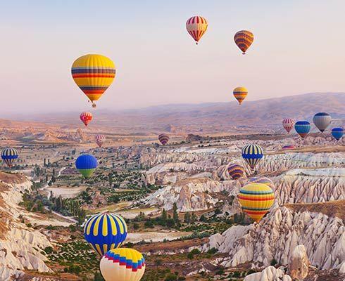 Cappadocia, Turcia