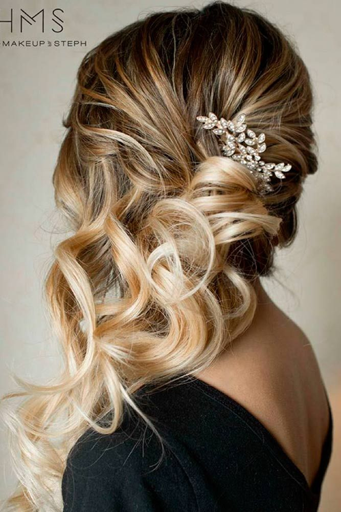 cute hairstyles prom