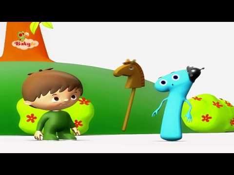 Charlie y los Números - Charlie conoce Número  1- BabyTV (Español)