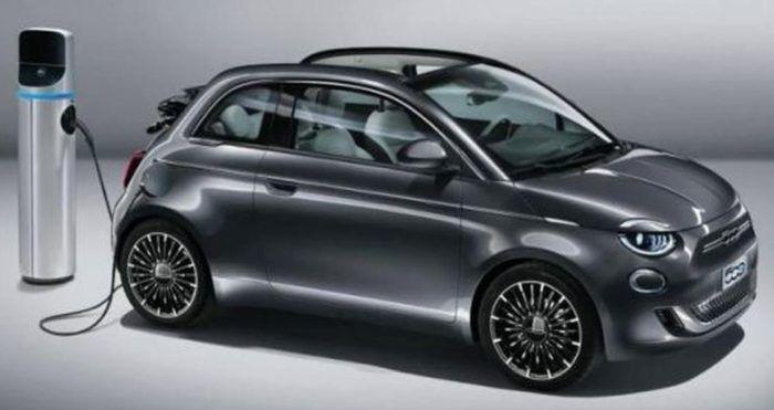 De Elektrische Fiat 500e Komt In 2020 The Full Electric Fiat 500e