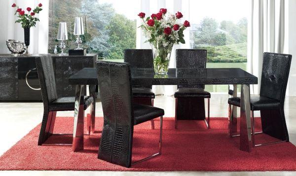 ... Esstisch Stühle, Esszimmergarnituren und Speisen auf der Terrasse