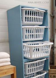 For everyones clean laundry. Iv'e done something similar    Linn idag: Pyssel till tvättstugan
