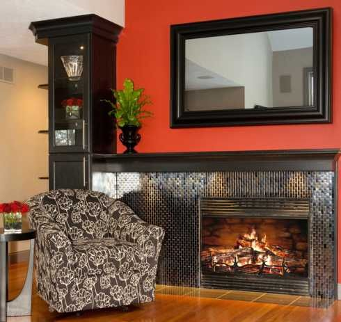Best 130 Fireplace Surround Inspiration images on Pinterest Home