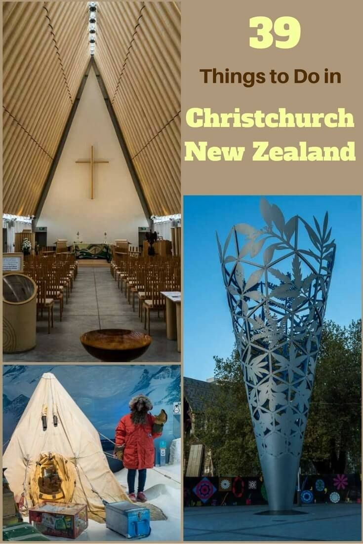 Some of the many things to do in Christchurch New Zealand, even after the quakes. Read the article for more fun and free activities, wildlife encounters, memorials, and much more.  via @Rhondaalbom