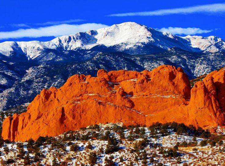 Colorado Springs, a Truly Wonderful Travel Destination