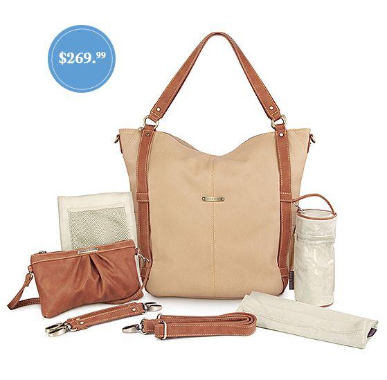 Bellamy's Organic - timi&leslie Baby Bag Giveaway