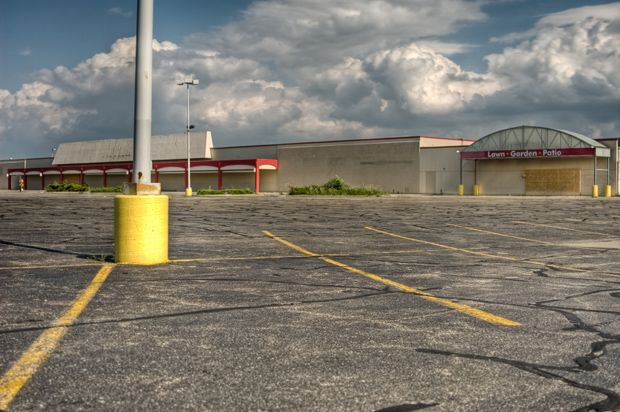 E-commerce will make the shopping mall a retail wasteland   ZDNet