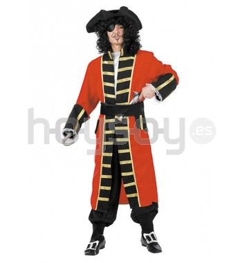 Original #disfraz para adultos de capitán #pirata mala pata para disfrutar de tu fiesta de #disfraces #carnaval