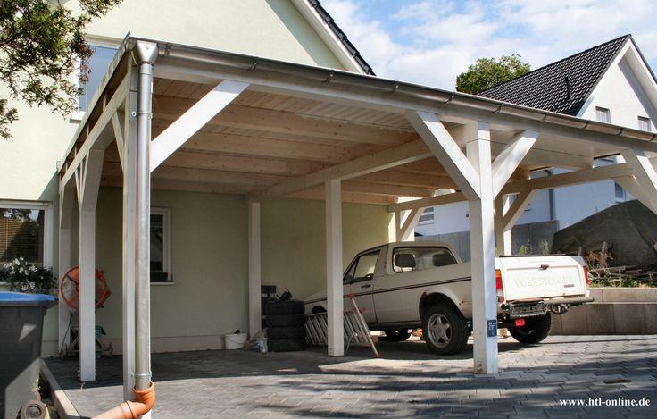 die besten 25 carport aus holz ideen auf pinterest holz carports carport holz und carport bauen. Black Bedroom Furniture Sets. Home Design Ideas