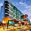 La Trobe University's Eye-Popping New Research Facility Aims for Australia's 5-Star Green Rating Lims La Trobe University Molecular Science Building Lyons Architects – Inhabitat - Sustainable Design Innovation, Eco Architecture, Green Building