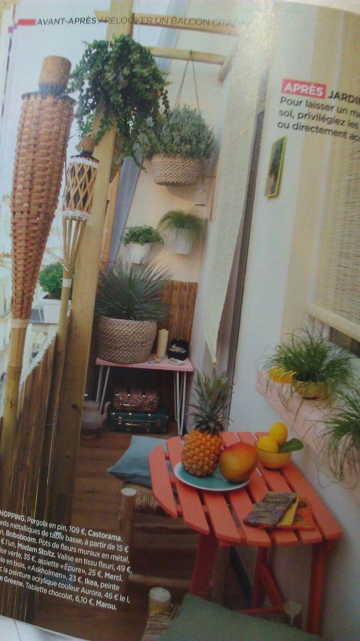 13 Best Balcon Images On Pinterest Gardens ~ Redes Para Balcones Leroy Merlin