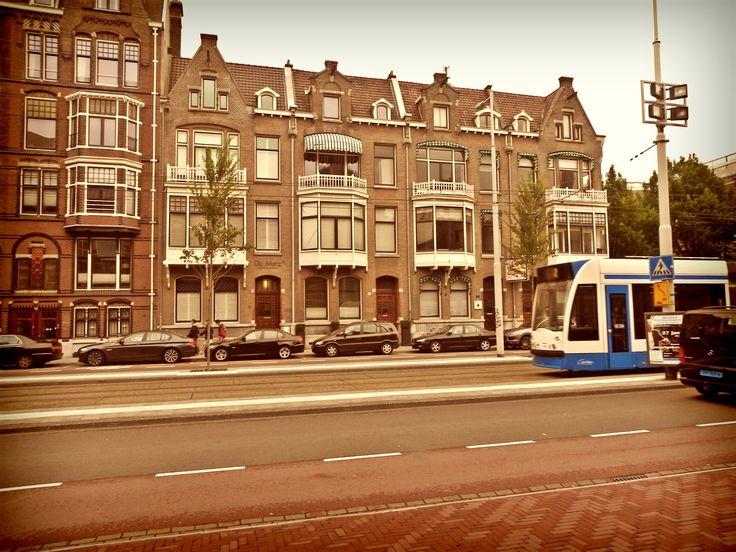 Dutch tram