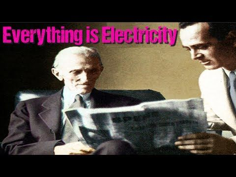 Nikola Tesla Interview Hidden For 116 Years - Incredible