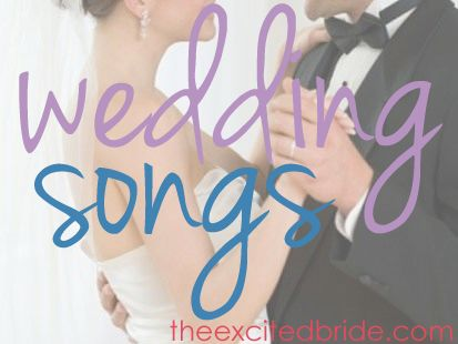 gorgeous violin songs from theexcitedbride.com