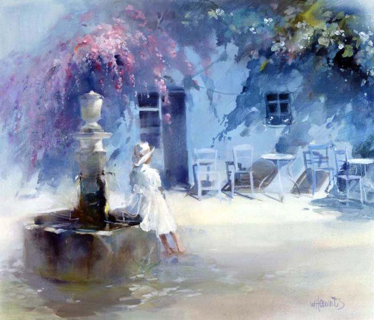 Willem Haenraets  75d9c9cd3f60b2da6fa6a6dbebc8d7c0--awesome-art-watercolor-painting