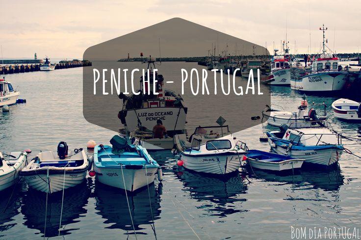 Découverte de Peniche, la ville au plus grand port de pêche du Portugal.