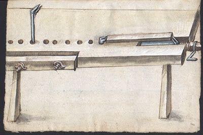 Martin Löffelholz war ein Meistertechniker, der um 1496 in Nürnberg geboren …
