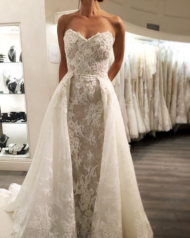 """Edith"" from the 2017 Pronovias Atelier collection new to our Brunswick Emporium ?? Raffaele Ciuca Bridal MELB . AUS"