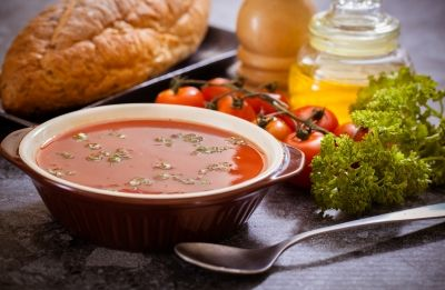 Tomato Soup Recipe - AtoZFoodRecipes.com