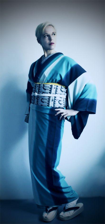 Mamechiyo Modern Kimono Styling - Berber Oostenbrug | Artist | Painting | Photography | #Kimono