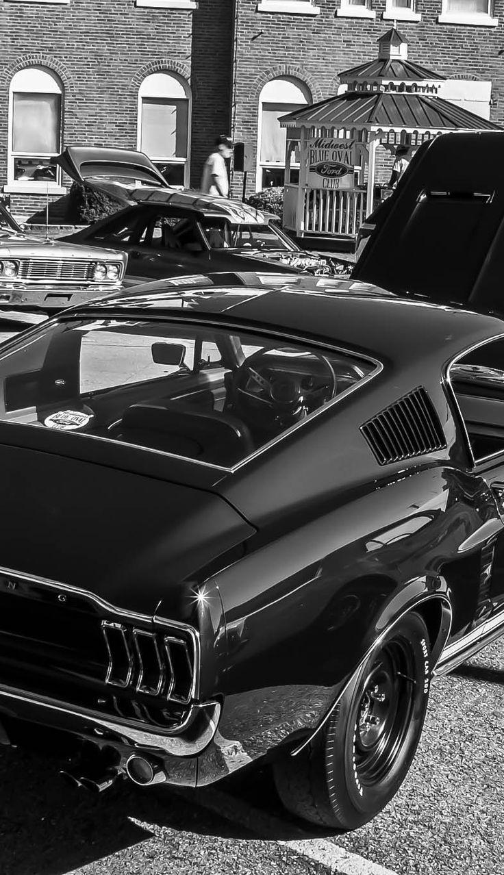 1967 Ford Mustang von Andrew Hershfeld …. Re-Pin präsentiert von #ClassicCarIns …   – Car&Bikes