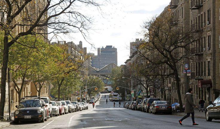 New York City Boroughs ~ Manhattan | Washington Heights