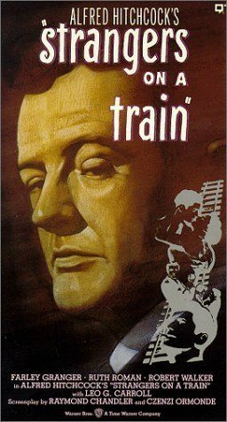 a story of a psychotic mother in the movie strangers on a train by alfred hitchcock Tcm greatest classic films: alfred hitchcock - strangers on a train/north by northwest dvd movie video at cd universe, this.