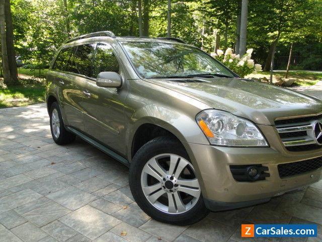 2008 Mercedes-Benz GL-Class #mercedesbenz #glclass #forsale #canada