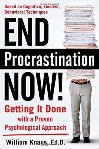 End procrastination tools
