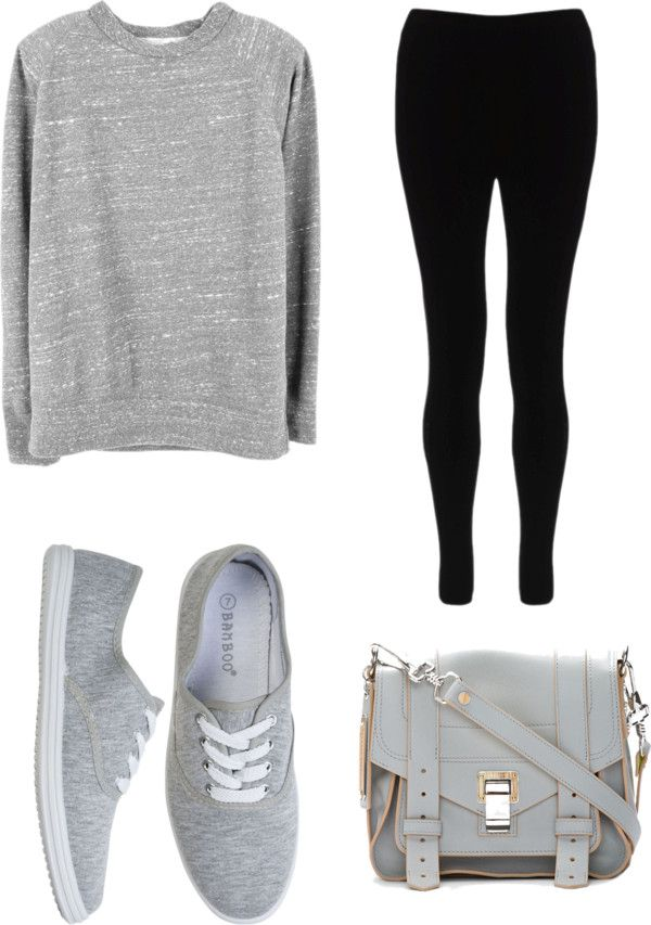 """""""Lazy look"""" by princesscris ❤ liked on Polyvore"""